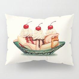 Sundae Best: Banana Split Pillow Sham