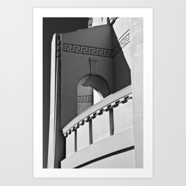 Griffith Arch Art Print