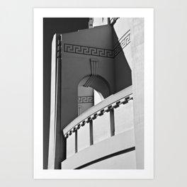 Griffith Arch Art Print