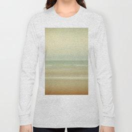Beach North Sea Long Sleeve T-shirt
