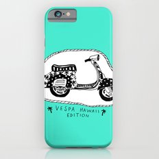 Vespa Hawaii Edition. Slim Case iPhone 6s