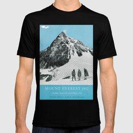 Mount Everest, 1952 (Vintage Movie Poster) T-shirt