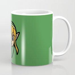 Old & New Link Comparison Coffee Mug