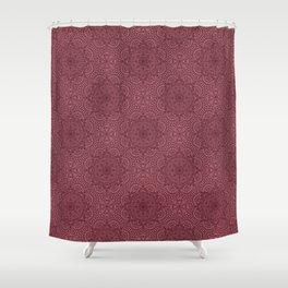 Mandala 54 Shower Curtain