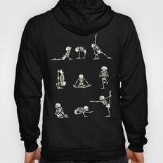 Skeleton Yoga Hoody