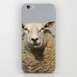 Lamb shank? The times are long gone ... iPhone Skin