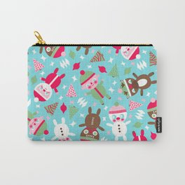 Santa Baby Carry-All Pouch