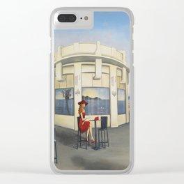 La derniere Clear iPhone Case