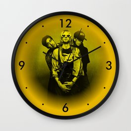 Nirvana - Celebrity Wall Clock