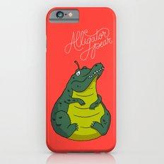 Alligator Pear Slim Case iPhone 6s