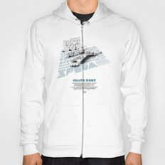 Chato Font poster Hoody