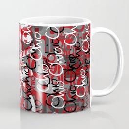 Ohio Scarlett & Gray Day Coffee Mug