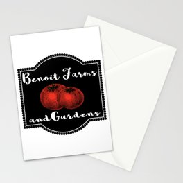 Benoit Farms and Gardens Stationery Cards