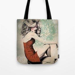 Haute Mess Series Tote Bag