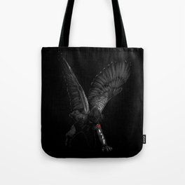 winged winter soldier Tote Bag