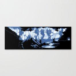 Lost City Canvas Print