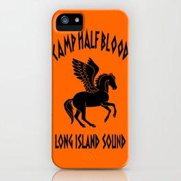 camp half blood iPhone Case
