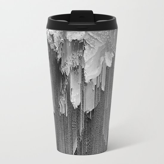 AGATE DRIFT Metal Travel Mug