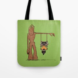 Come Swing With Me Tote Bag