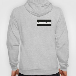 One across (little clue) Hoody