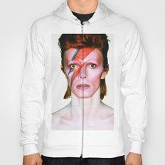 David Bowie Portrait Hoody