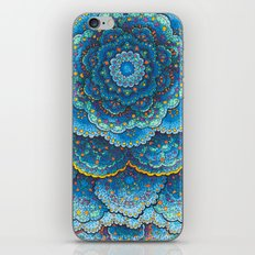 Birthday Mandala iPhone & iPod Skin