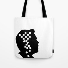 The Fools Never Learn Tote Bag