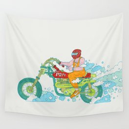 PAPI Wall Tapestry