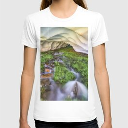 Ice Cave. At the mountain T-shirt