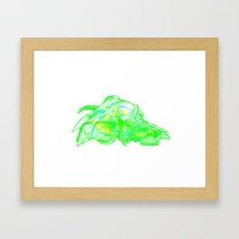 Intra #1 Framed Art Print