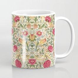 "William Morris ""Rose"" Kaffeebecher"