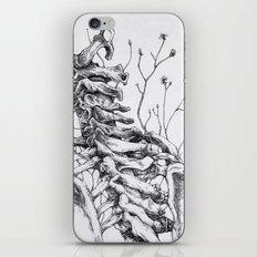 Sono crepe e spine che avanzano tra le vertebre. iPhone & iPod Skin