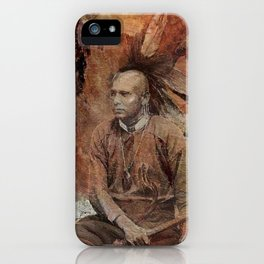 Mohawk iPhone Case