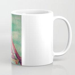 Paradise Motel Sign Coffee Mug