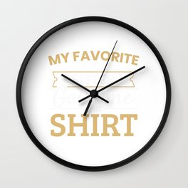 Family Sibling Bonding Matching Collection Cool Relative Apparel Sisters Family T-shirt Design Wall Clock