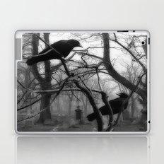 Graveyard Birds Laptop & iPad Skin