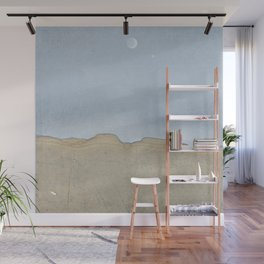 thames stone landscape blue sky moon 5478 Wall Mural