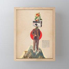 InstaMemory Framed Mini Art Print