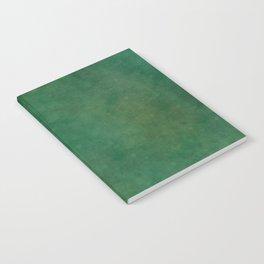 """Porstroke, Teal Shade Pattern"" Notebook"