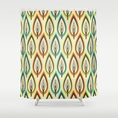 Can't See The Wood For The Trees. Shower Curtain