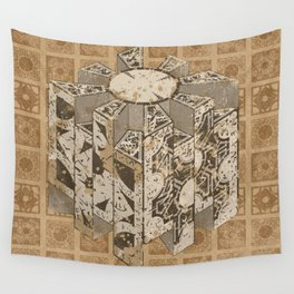 Hellraiser Puzzlebox C Wall Tapestry