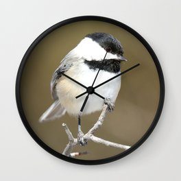 The finer points Wall Clock