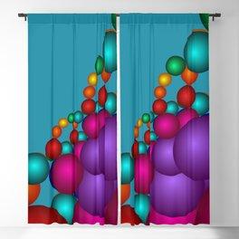fractal geometry -125- Blackout Curtain