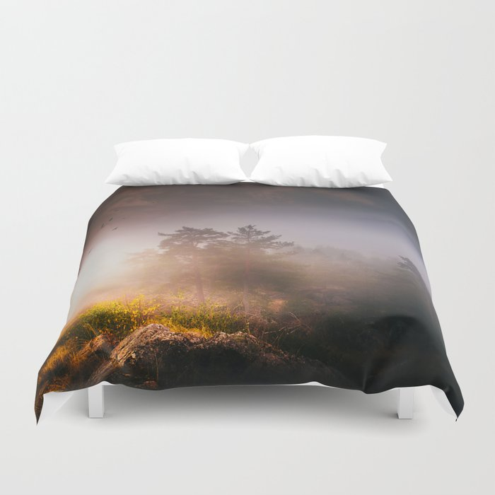 Cleansing Duvet Cover