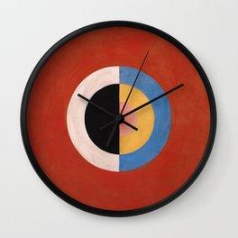 Hilma Af Klint Svanen Wall Clock
