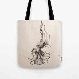 Frolicking Tote Bag