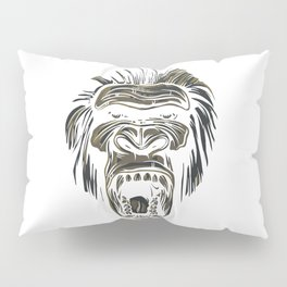 GORILLA KING KONG Pillow Sham