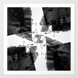 Creased over nuance center row excess to energize. Art Print