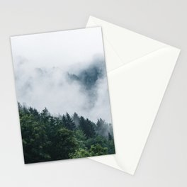 Moody Forest Stationery Cards
