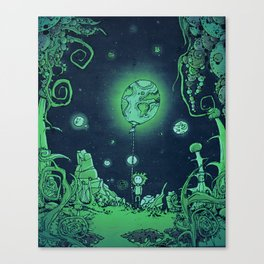other dreams Canvas Print